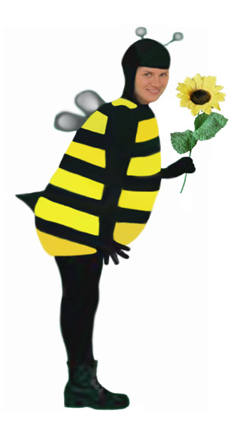 Пчелка. Звери. Прокат и аренда карнавальных костюмов. e064867c2217c