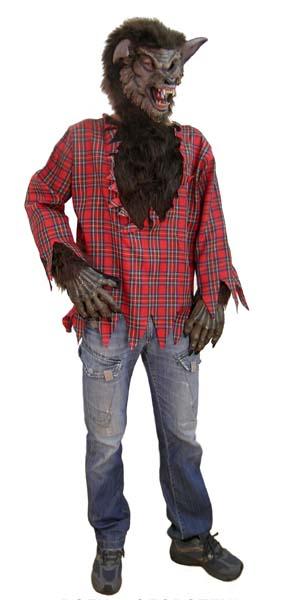 Волк оборотень вервульф хеллоуин
