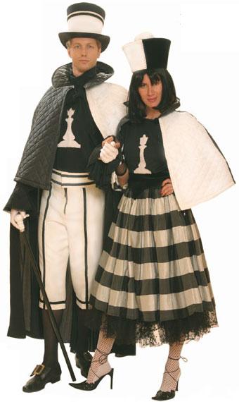 Шахматный король и Ферзь. Карнавальные костюмы. Прокат и ... - photo#10