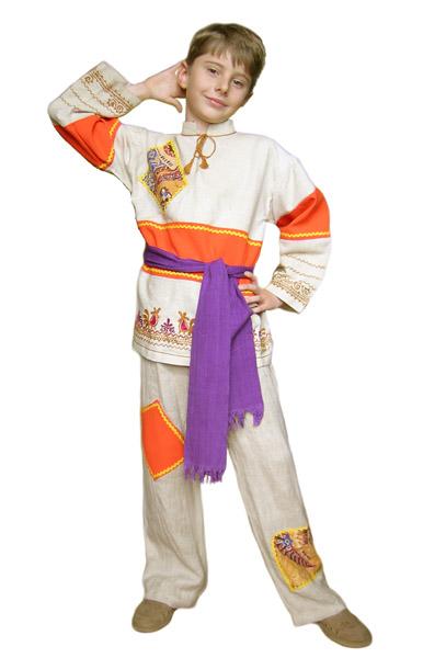 Иванушка русские народные костюмы